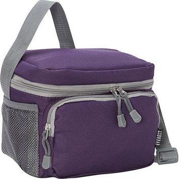 Everest Cooler/Lunch Bag Eggplant/Grey - Everest Travel Coolers