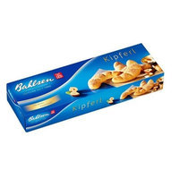 Bahlsen Kipferl Hazelnut Biscuits, 4.4-Ounce Boxes (Pack of 12)