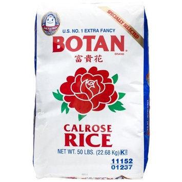 Botan Musenmai Calrose Rice, 50-Pound Bag