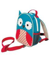 Skip Hop Zoo Mini Backpack & Safety Harness - Owl