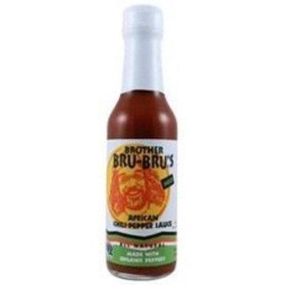 Brother Bru Bru's Organic African Chili Pepper Sauce Brother Bru Bru 5 oz Liquid