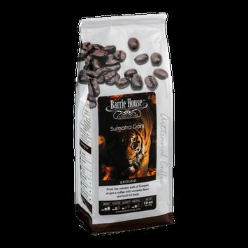 Barrie House Ground Coffee Sumatra Dark
