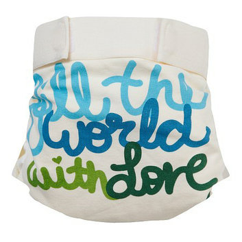 gDiapers gPants - Global Love Small