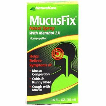 Natural Care MucusFix Nasal Spray 0.5 fl oz