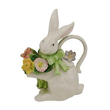 Kaldun & Bogle Spring Bunny Bows Teapot
