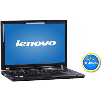 Thinkpad Lenovo Refurbished Black 15.4