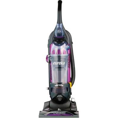 Eureka AirSpeed Pro All Floors Rewind Pet Bagless Upright Vacuum, AS1061A