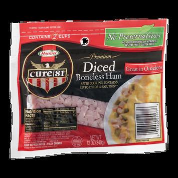 Hormel Cure 81 Premium Boneless Ham Diced