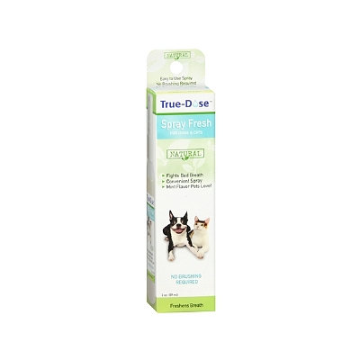True-Dose Spray Fresh For Dogs and Cats