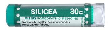 Ollois Homeopathic Medicine - Silicea 30 C - 80 Pellets