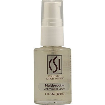 Cosmeceutical Sciences Institute  CSI CSI Multipeptide Anti-Wrinkle Serum -- 1 fl oz