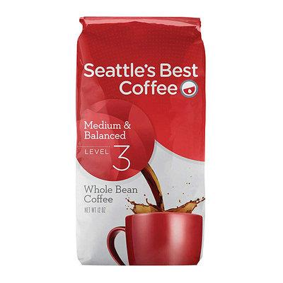 Starbucks Seattle's Best Coffee Level 3 Whole Bean 12oz