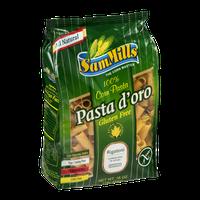Sam Mills Pasta d'oro Corn Pasta Rigatoni