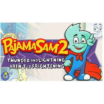 Tommo 58411023 Pajama Sam 2 Thunder and Lightning (PC/MAC) (Digital Code)