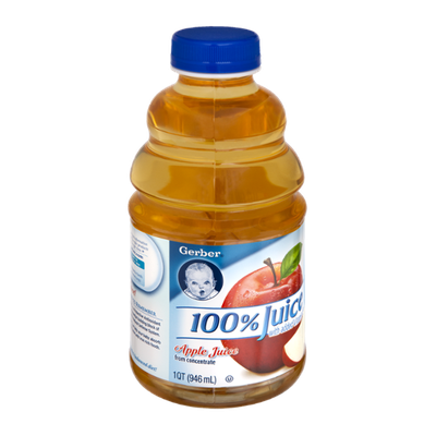 Gerber 100 % Apple Juice