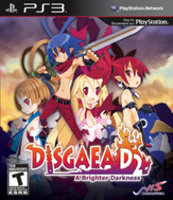 Disgaea D2: A Brighter Darkness (Playstation 3)
