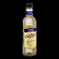 Da Vinci Gourmet Original Hazelnut Syrup Sugar Free