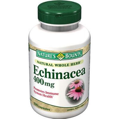 Nature's Bounty Echinacea 400mg