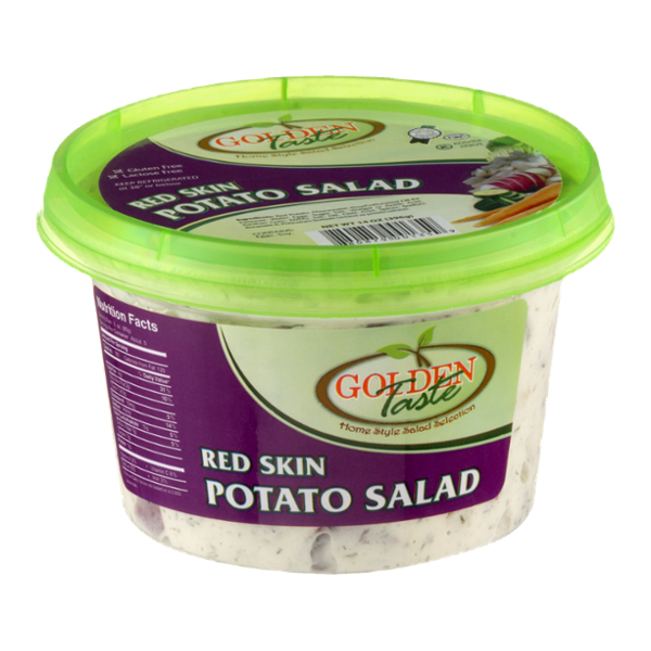 Golden Taste Red Skin Potato Salad