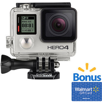 GoPro Hero4 Silver Edition - (CHDHY-401)