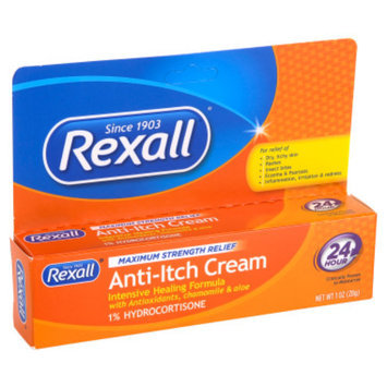 Rexall Maximum Strength Anti-Itch Cream