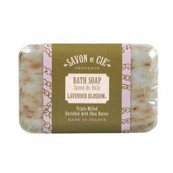 Savon Et Cie Bar Soap Lavander Blossom 7 oz