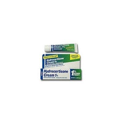 Hydrocortisone 1 Percent Maximum Strength Anti-Itch Cream By Taro, Pegable - 1 Oz