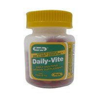 Rugby Laboratories DAILY VITAMIN TB *RUG Size: 100