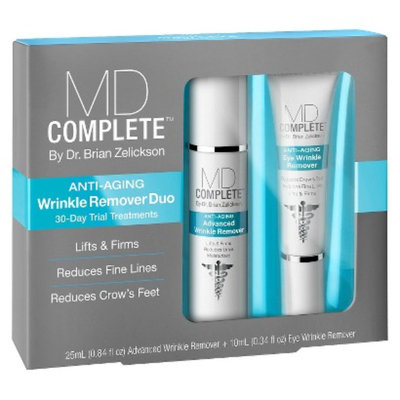 MD Complete Anti-Aging Wrinkle Remover Duo 30-Day Trial Kit