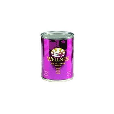 Wellpet Llc Wellness Duck & Sweet Potato Canned Dog Formula 12.5 oz (12 in case)