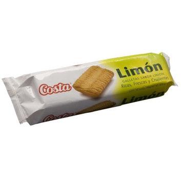 Costa Lemon Cookies 4.94oz