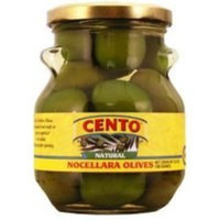 Cento Greek Kalamata Olives case pack 6