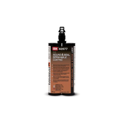 SEM Products 40977 Sound and Seal Sprayable Coating