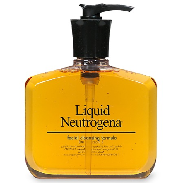 Neutrogena Liquid  Facial Cleansing Formula