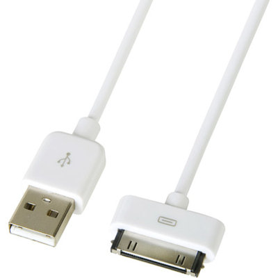 Wintec Link Depot 1m USB 2.0 to iPhone/iPod Cable