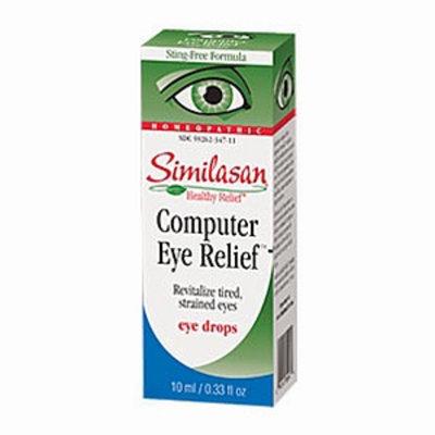 Similasan Computer Eye Relief Eye Drops