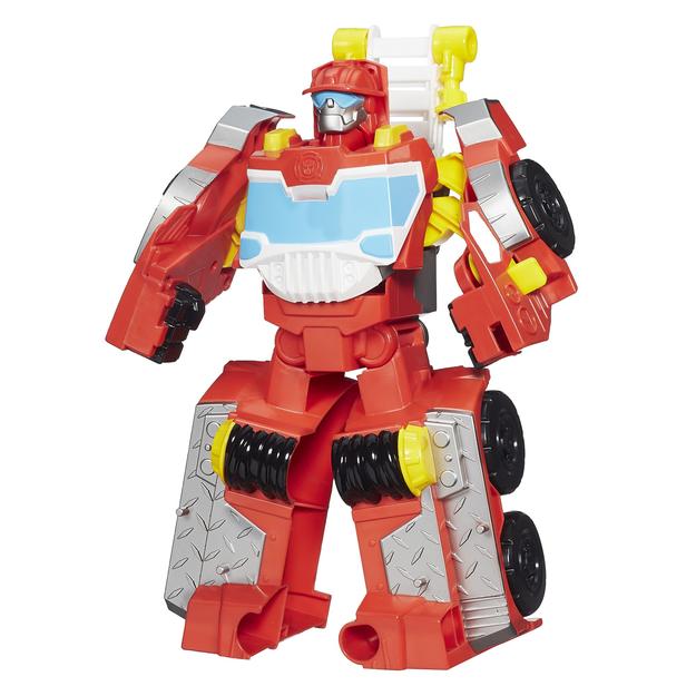 Hasbro Heroes Transformers Rescue Bots Elite Rescue Heatwave Figure
