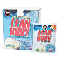 Labrada Nutrition Lean Body Hi-Protein Meal Replacement Shake Packets