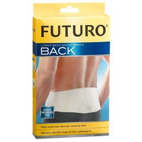 Futuro Lower Back Sacro Brace for Men and Women, Large (41 to 46-Inch)