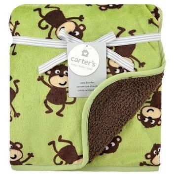 Triboro Quilt Co. Carter's Valboa Blanket Monkey Print