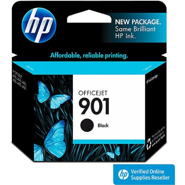 Hewlett Packard HP 901 Black Cartridge