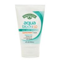 Nature's Gate Aquablock Sunscreen