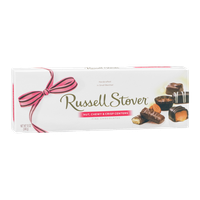 Russell Stover Nut, Chewy & Crisp Centers