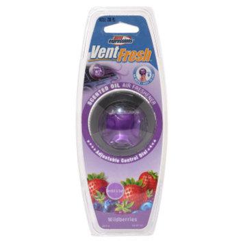 Auto Expressions Vent Fresh Car Freshener - Raspberry/Lemon