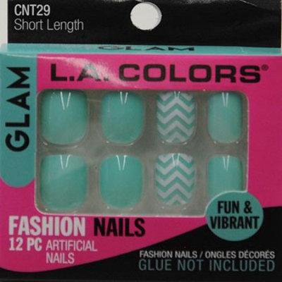 La Colors Fashion Nail Tips - Glam