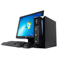 Sitoa Corp Performance Mini Desktop: Intel Core i5 4460 3.2Ghz, 8GB DDR3, 1TB, Windows 7 Home Premium LCD Bundle