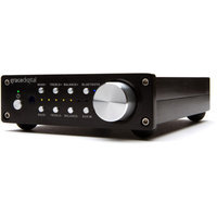 Grace Digital Audio Bookshelf Mini Stereo Receiver with 100 Watts