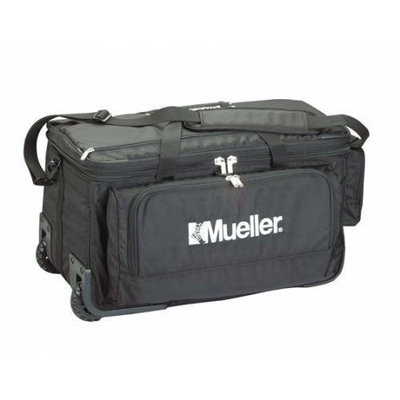 Mueller Empty Trekker Bag Black, 16.17-Pound