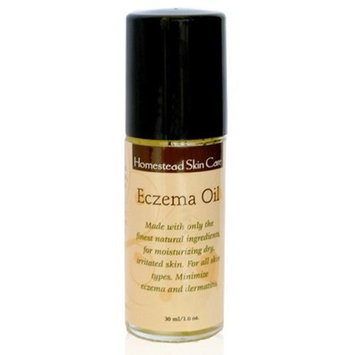 The Homestead Company Eczema Oil 1 fl oz