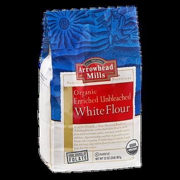Arrowhead Mills Organic Enriched Unbleached White Flour